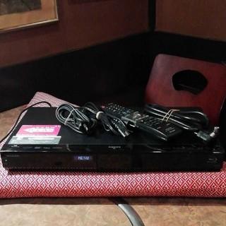 SHARP - SHARP BDW515 12倍録 2番組W録 500GB 外付HDDリモ等付!