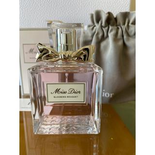 Dior - ♡ミスディオール ブルミングブーケ 100ml 正規非売品巾着袋付き