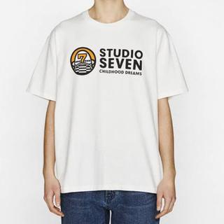 ジーユー(GU)の【新品未使用】studioseven スタジオセブン GU ジーユー Tシャツ(Tシャツ/カットソー(半袖/袖なし))
