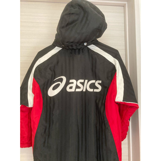 asics - 【美品】アシックス・asics ・ベンチコート・130