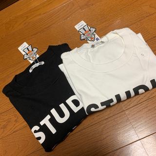 ジーユー(GU)のBLUE様専用 2枚セット(Tシャツ/カットソー(半袖/袖なし))