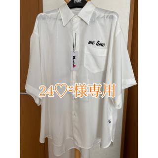 トリプルエー(AAA)のnaptime 白色 シャツ(シャツ)
