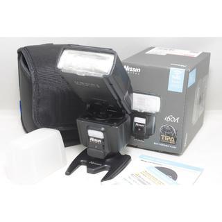 キヤノン(Canon)のニッシン Nssin i60A キヤノン(ストロボ/照明)