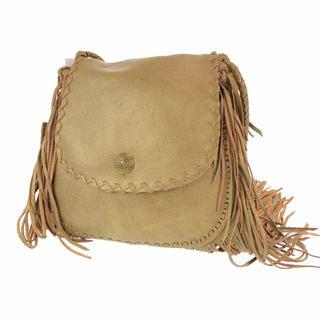 ポロラルフローレン(POLO RALPH LAUREN)のRalphLauren フリンジ付きバッグ(ショルダーバッグ)