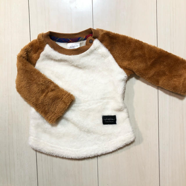 futafuta(フタフタ)のベビー服 フタフタ トップス  キッズ/ベビー/マタニティのベビー服(~85cm)(トレーナー)の商品写真