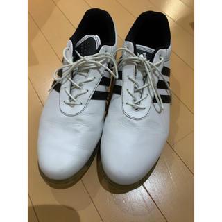 adidas - adidas アディダス ゴルフシューズ 27cm