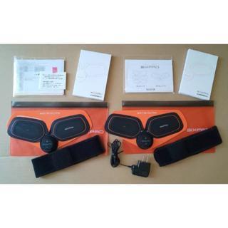 SIXPAD - SIXPAD  Body Fit2 二台セット ジェル付き