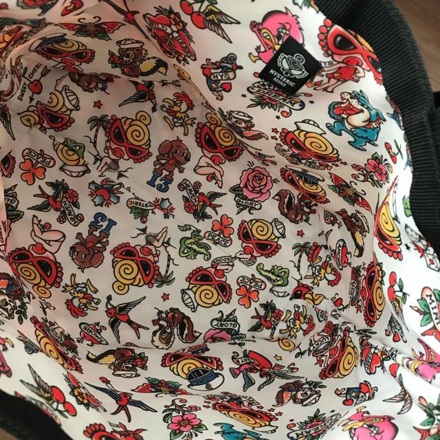 HYSTERIC MINI(ヒステリックミニ)のお値下げしました☻ヒスミニ トートバッグ ヒステリックミニ キッズ/ベビー/マタニティのこども用バッグ(その他)の商品写真