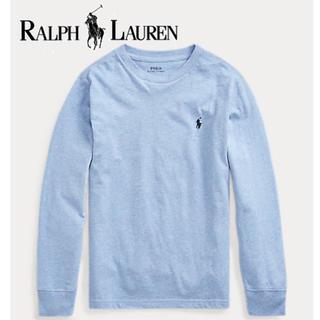 Ralph Lauren - ポロ ラルフローレン  ロンT Tシャツ ブルー