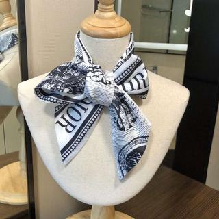 Dior - ディオール へアバンド スカーフ
