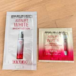 ASTALIFT - ASTALIFT  WHITE アスタリフト ホワイト サンプル