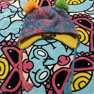 ヒステリックミニ(HYSTERIC MINI)のヒスミニサイズS(帽子)