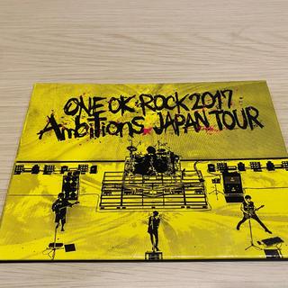 ONE OK ROCK - ONE OK ROCK Ambitions ジャパンツアーDVD