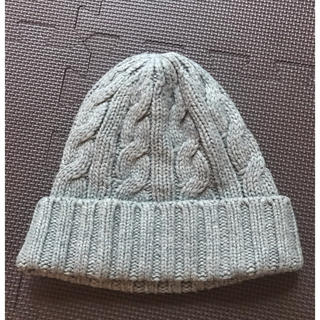 ユニクロ(UNIQLO)のUNIQLO ニット帽(帽子)
