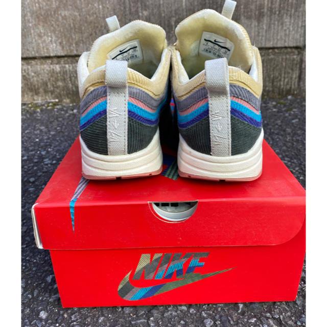 NIKE(ナイキ)のナイキ エアマックス 1/97 ショーンウィザースプーン メンズの靴/シューズ(スニーカー)の商品写真