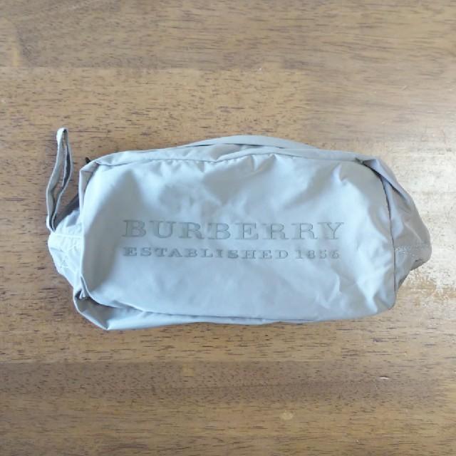 BURBERRY(バーバリー)のバーバリー 袋 2個セット インテリア/住まい/日用品のインテリア/住まい/日用品 その他(その他)の商品写真