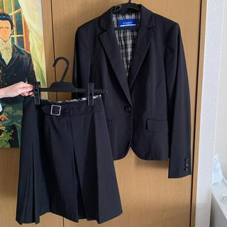 バーバリーブルーレーベル(BURBERRY BLUE LABEL)のバーバリー ブルーレーベル スーツ ジャケット・スカート2点セット(スーツ)