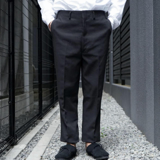 コモリ(COMOLI)のNEAT Cotton Kersey / Toni /gray(その他)