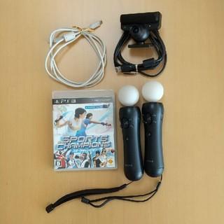 PlayStation Move モーションコントローラー 2個