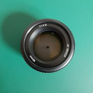 NIKON  一眼レフ レンズ AF NIKKOR 1:1.4 D 50mm