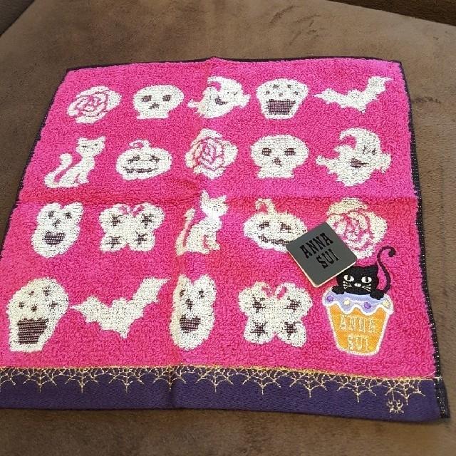 ANNA SUI(アナスイ)のANNA SUI     ハンカチ レディースのファッション小物(ハンカチ)の商品写真