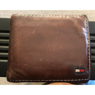 トミーヒルフィガー(TOMMY HILFIGER)のTOMMY HILFIGER 二つ折り財布(折り財布)
