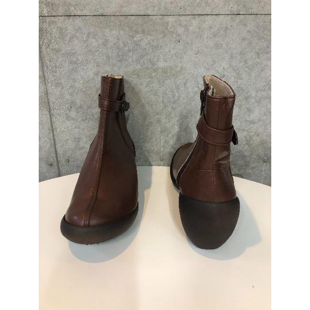 Regetta Canoe(リゲッタカヌー)の【消費税還元 / 送料無料】リゲッタカヌー CJWS6707 Mサイズ DBR レディースの靴/シューズ(ブーツ)の商品写真