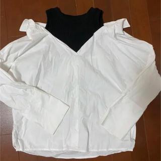 ベルシュカ(Bershka)のシャツ トップス(シャツ/ブラウス(長袖/七分))