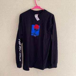ヴァンズ(VANS)のvans Tシャツ(Tシャツ/カットソー(七分/長袖))