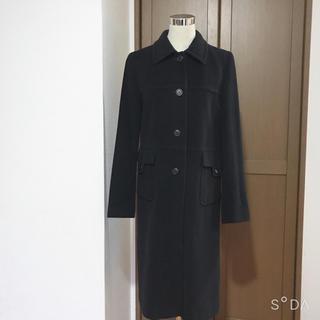 ROPE - ROPE ロングコート ブラック EX-2 13号相当 トールサイズ