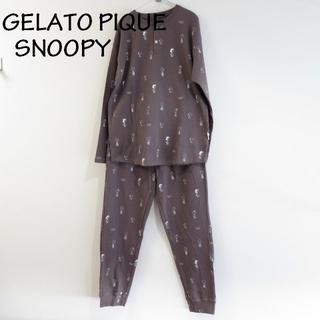 ジェラートピケ(gelato pique)のGELATO PIQUE ジェラートピケ サーマル トップス パンツ セット(Tシャツ/カットソー(七分/長袖))