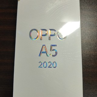 ANDROID - OPPO A5 2020(新品・未開封)
