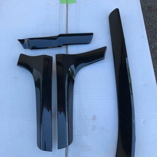 スバル(スバル)のスバル レガシィ bp5 S402純正インテリアパネルセット(車内アクセサリ)