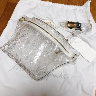 マメ(mame)のmame 2018aw Diamond Cut Vinyl Body Bag(ショルダーバッグ)