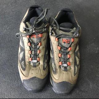 ティンバーランド(Timberland)のTimberland Pro Gorge Mid ESD対策 レザー 安全靴(スニーカー)