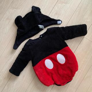 Disney - ミッキー着ぐるみ ミッキーコスチューム なりきりたまごミッキー