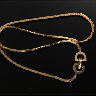 Christian Dior - Christian dior ディオール ゴールド ネックレス チェーン