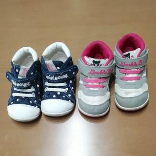 mikihouse - ミキハウス 靴2足セット 14.5