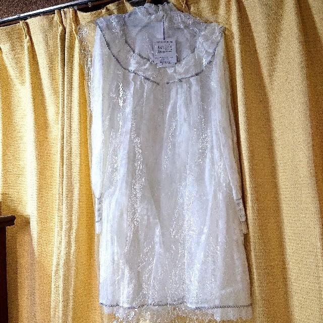 Angelic Pretty(アンジェリックプリティー)のangelic pretty jewelry snow OP レディースのワンピース(ひざ丈ワンピース)の商品写真