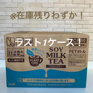 アサヒ - 最終値下げ アサヒ飲料プラントタイム ソイミルクティー415ml×24本1ケース