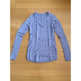ルルレモン(lululemon)のルルレモン Sit In Lotus Sweaterサイズ4(ヨガ)