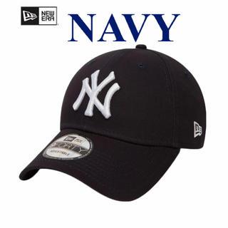 NEW ERA - NEW ERA ニューエラ キャップ NY ヤンキース 濃紺 NAVY
