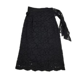 エミアトリエ(emmi atelier)の【emmi atelier】レースタイトスカート(ひざ丈スカート)