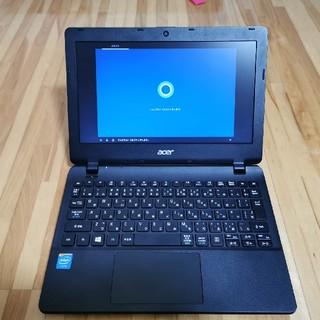 エイサー(Acer)のacer ノートパソコン ES1-111M-F12N タッチパッド無反応(ノートPC)