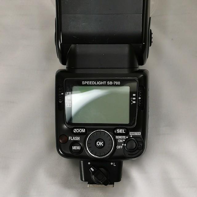 Nikon(ニコン)のNikon スピードライト SB-700 スマホ/家電/カメラのカメラ(ストロボ/照明)の商品写真