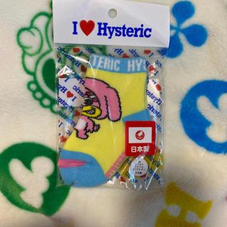 ヒステリックミニ(HYSTERIC MINI)のたれみにソックス❤️(靴下/タイツ)