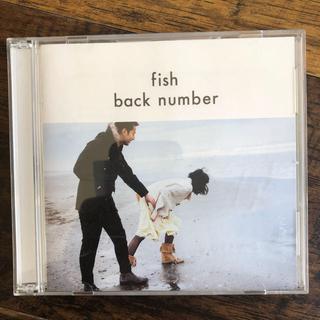 バックナンバー(BACK NUMBER)のback number  fish(初回限定盤)(ポップス/ロック(邦楽))