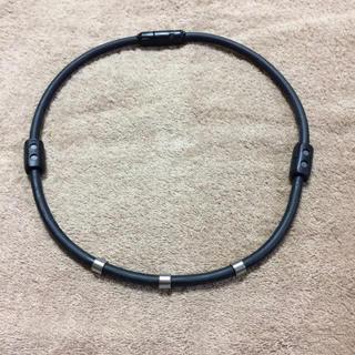 コラントッテ 磁気ネックレス 47cm 使用品