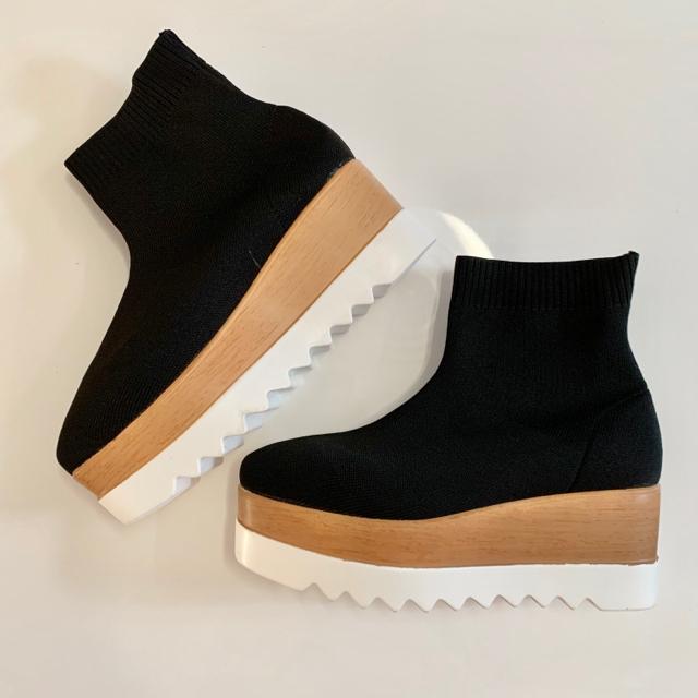 ZARA(ザラ)のちえ様専用 24cm レディースの靴/シューズ(ブーツ)の商品写真