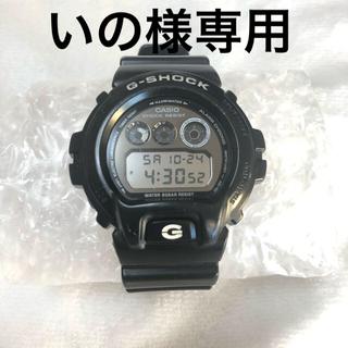 CASIO - 【中古】G SHOCK  DWー6900BW
